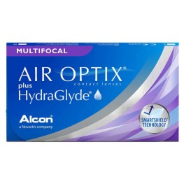Zdjęcie: Air Optix® PLUS HydraGlyde® Multifocal 3 szt.