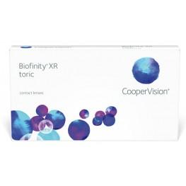 Biofinity® Toric XR 3 szt.