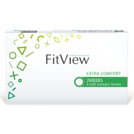 FitView Advance 2 weeks 6 szt.