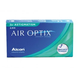 Air Optix for Astigmatism™ 6 szt