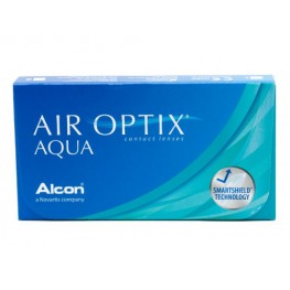 Air Optix™ Aqua 3 szt.