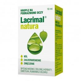 Zdjęcie: Lacrimal Natura krople do oczu 10 ml